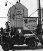USA-Truppen Leipzig