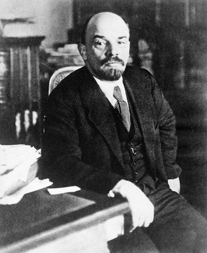 Владимир Ильич Ленин* W. I. Lenin - Untitled