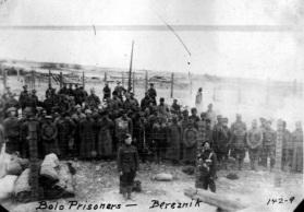 USA-Konzentrationslager in  Bereznik