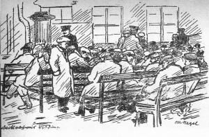Arbeitsnachweis Wedding (1927)