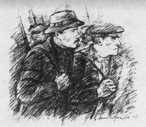 """Zu dem gedicht """"Vermächtnis"""" von Johannes R. Becher (1958)"""