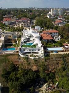 Oligarchenvilla in Odessa