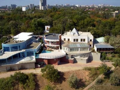 Oligarchen-Villa Odessa