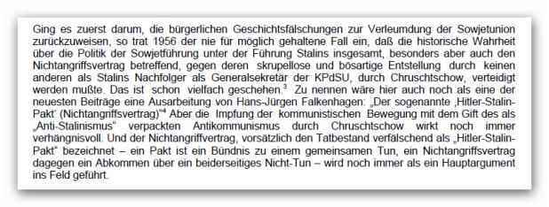 Auszug Text Gossweiler