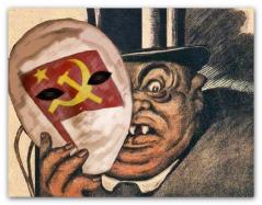 Maske des Klassenfeinds