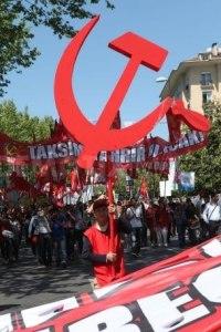 1. Mai in Ankara