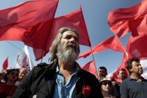 1. Mai Griechenland