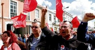 1. Mai in Portugal