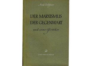 Oelßner Marxismus