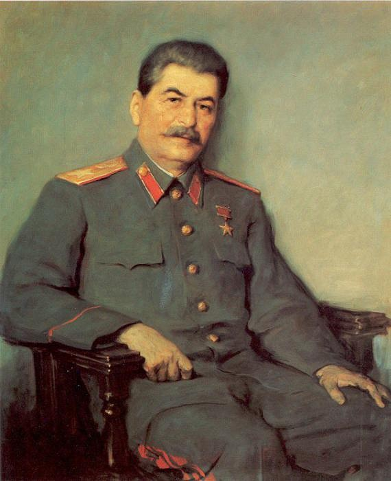 PortraitStalin
