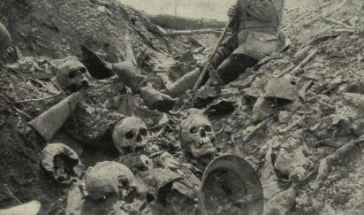 Douaumont 1917