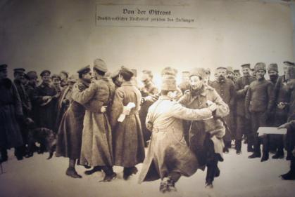 Deutsch-russische Soldatenverbrüderung
