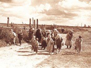 Flüchtlinge 1943