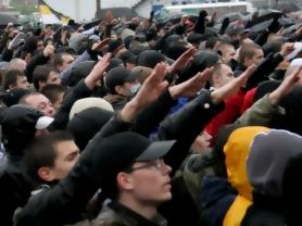 Ukrainische Nazis 2014