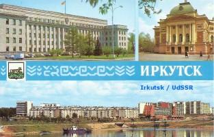 Irkutsk / UdSSR