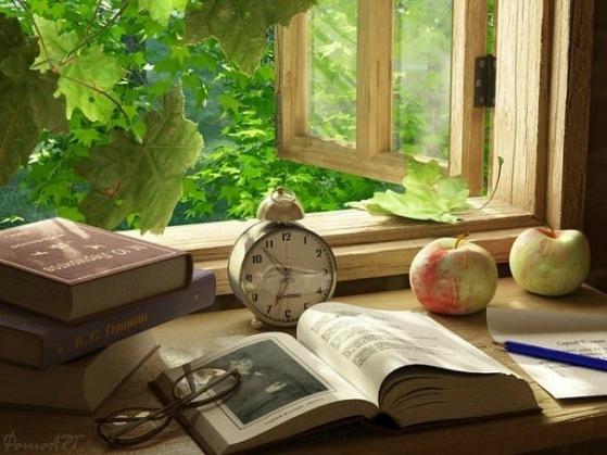 Lesen und Lernen - ein Leben lang!