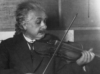 Einstein Musiker