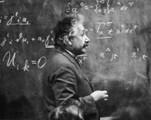 Einstein Vorlesung