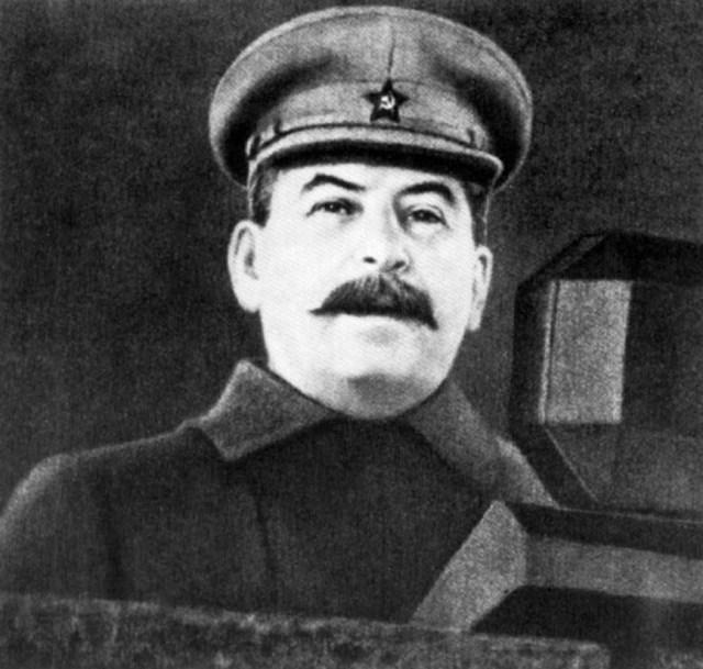 J. W. Stalin