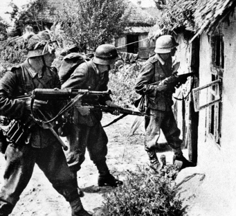 Wehrmacht in der Sowjetunion 1941