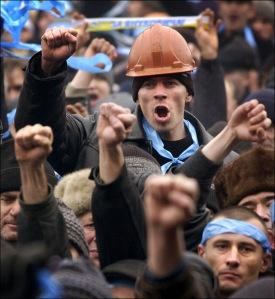 Arbeiterstreik