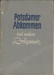 Potsdamer Abkommen