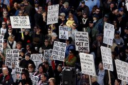 USA-Streik
