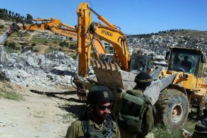 israeli-soldiers-gaurding-israeli-bulldozer-after-it-demolished-a-palestinian-home-in-al-aroub-refugee-camp-near-hebron