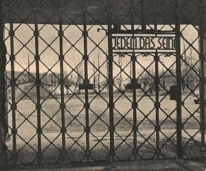 Tor Buchenwald