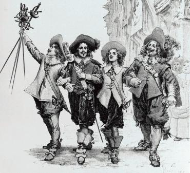 musketerer