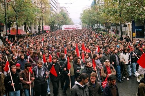 Griechenland_demo