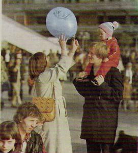 DDR Familie