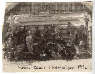 Koltschakopfer 1919