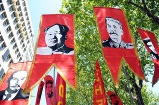 Stalin Mao Ankara