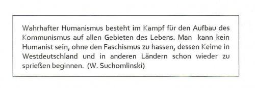 Zitat Suchomlinski