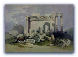 Baal Tempel