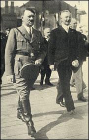 Hitler Schacht