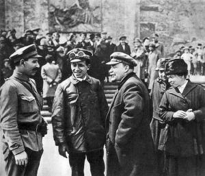 Lenin Gespraech