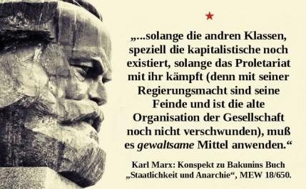Marx Diktatur