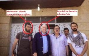 McCain ISIL