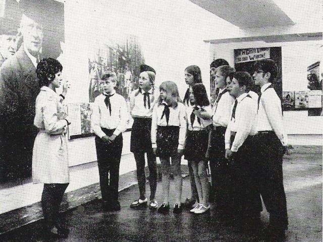 Pioniere in Buchenwald