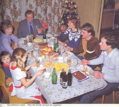 UdSSR Familie