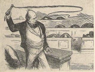 Bismarck Karikatur