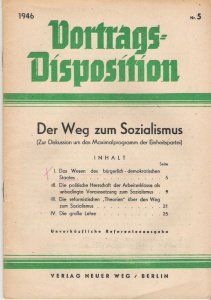Disposition Nr5