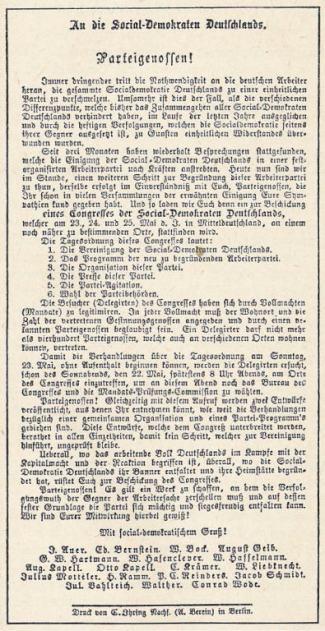 Gothaer Kongreß