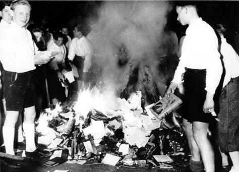 Bücherverbrennung 1933
