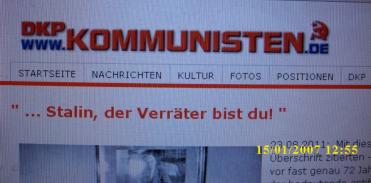 DKP-Website