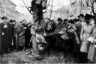 Ermordung ungarischer Kommunisten