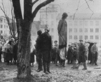 Partisanen in Minsk