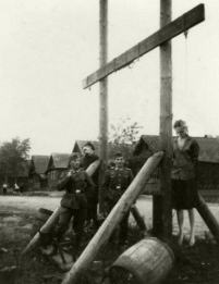 sowjetische Partisanen